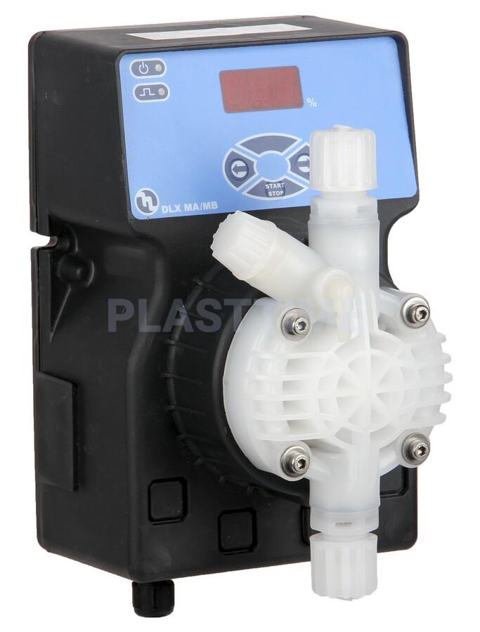 Мембранный соленоидный насос-дозатор Etatron DLX MA/MB 01-15