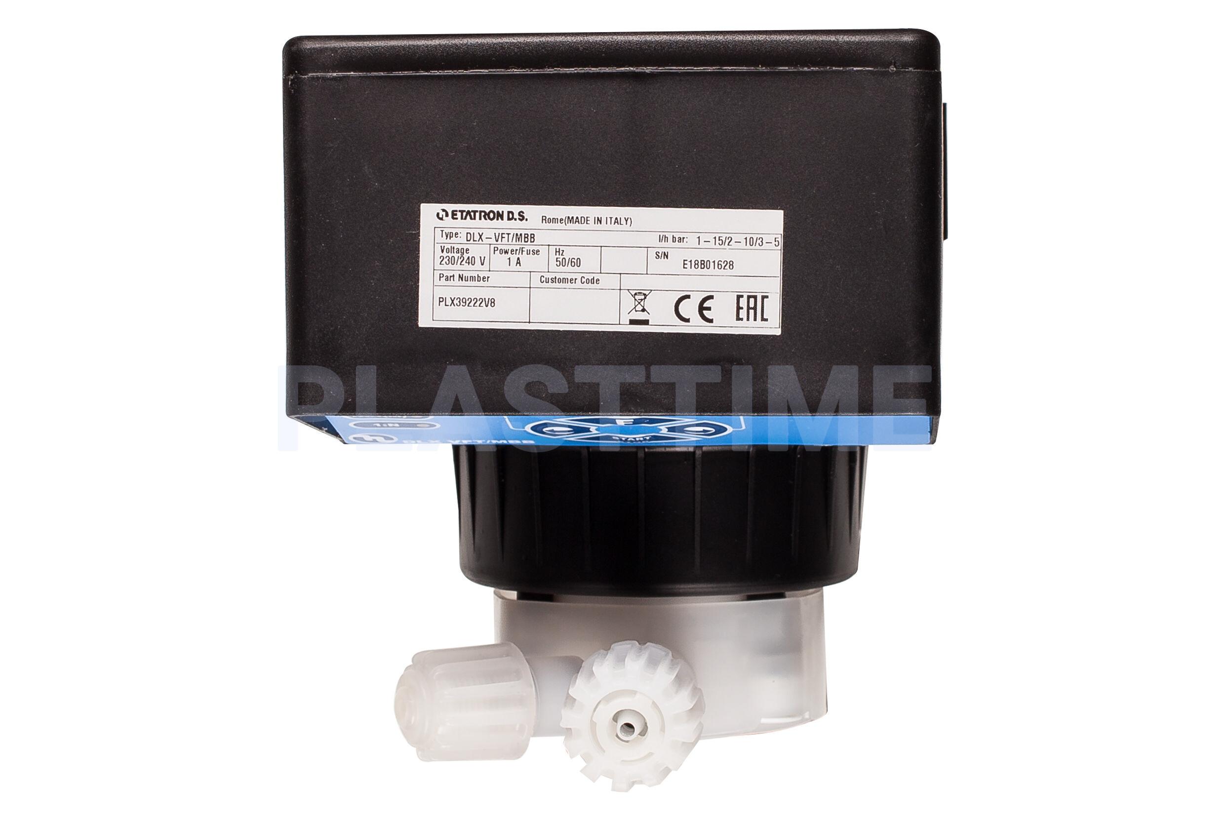 Мембранный насос Etatron DLX-VFT/MBB 15-04