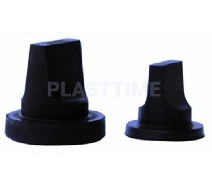 Залипающие клапаны для головок А12 из ПВХ (тип D)