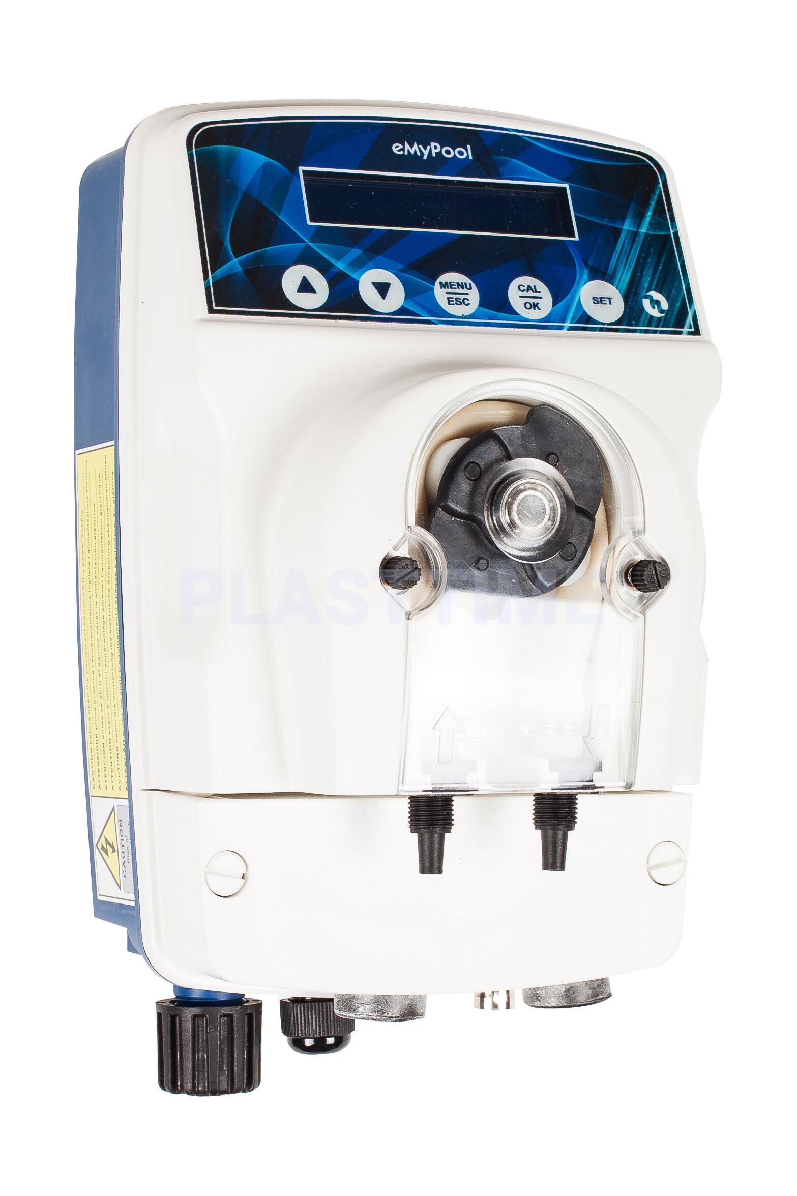 Перистальтический насос дозатор eMyPOOL RX 03-15