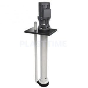 Химический насос DEBEM IM 110 PVDF, 1250 мм