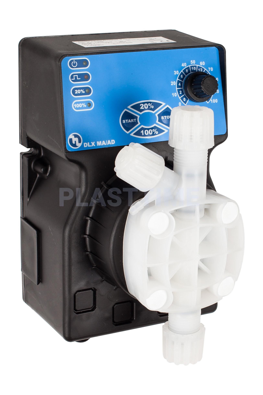 Мембранный соленоидный насос-дозатор Etatron DLX MA/AD 08-10