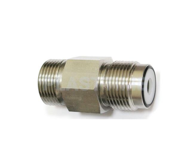 Клапана забора/сброса для головки насоса AISI 316L