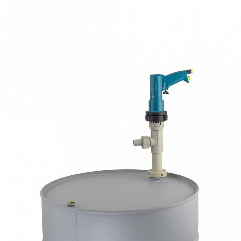 Бочковой пневматический насос Gruen d600-A